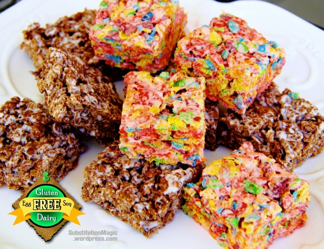 Gluten Free Fruity & Cocoa Pebbles
