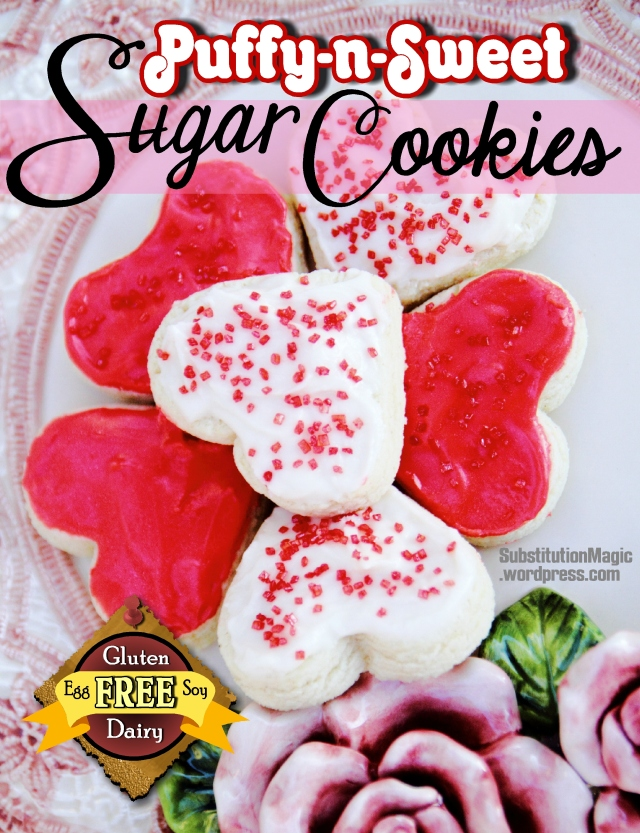 Gluten Free Sugar Cookies